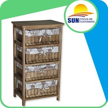 Hot sale stock solid wood rack for home or garden use