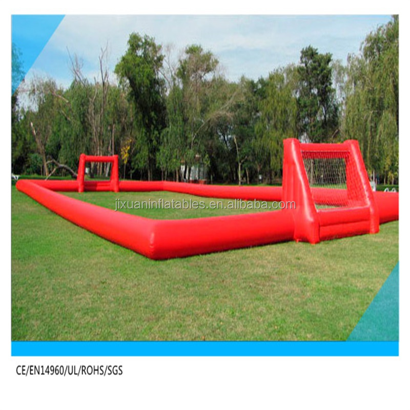 wholesale factory price inflatable football pitch/inflatable football field/inflatable soccer field