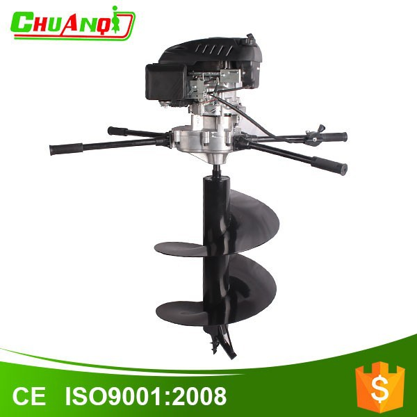 New garden tools ground drill hand operated auger earth for Gardening tools jakarta