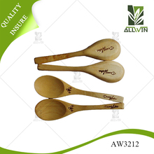 High Quality Cheap Small Wooden Soup Spoon
