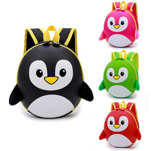 Child school bag animal backpack kids penguin mini backpack