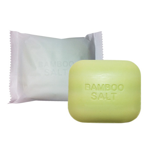 9 times roasted Bamboo Salt Soap