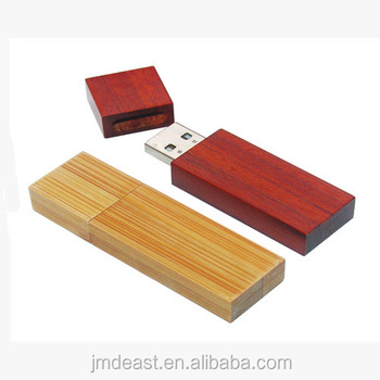 Custom Wood Usb Flash Drive Engrave Logo Wood Usb Flash Memory