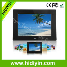 17 inch mutifunctional hdmi digital photo frame trendy photo