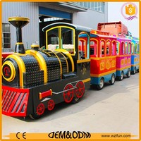 kids train ride for christmas, battery operated rail train, playground equipment ride