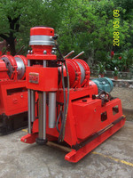 Portable used water well drilling equipment GXY-2