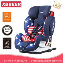 Baby Shock Mitigation Kids Car Seat child weight 9-36kg baby canopy for car seat