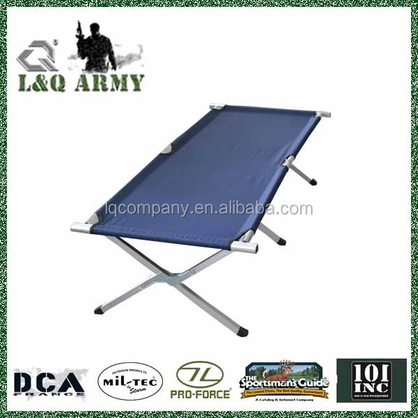 military tactical camping bed outdoor folding bed