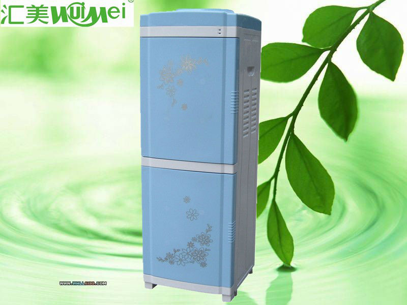 water dispenser ice maker/pipeline water cooler/Hot and cold
