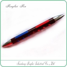 2016 multicoloured body metal custom good writing high quality fancy ink pens