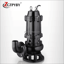 corrosion resistance sewage pump for mine electric portable sewage pump