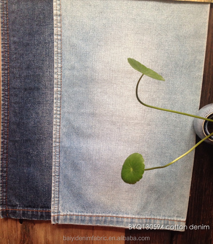 9.2 OZ cotton denim fabric wholesaler