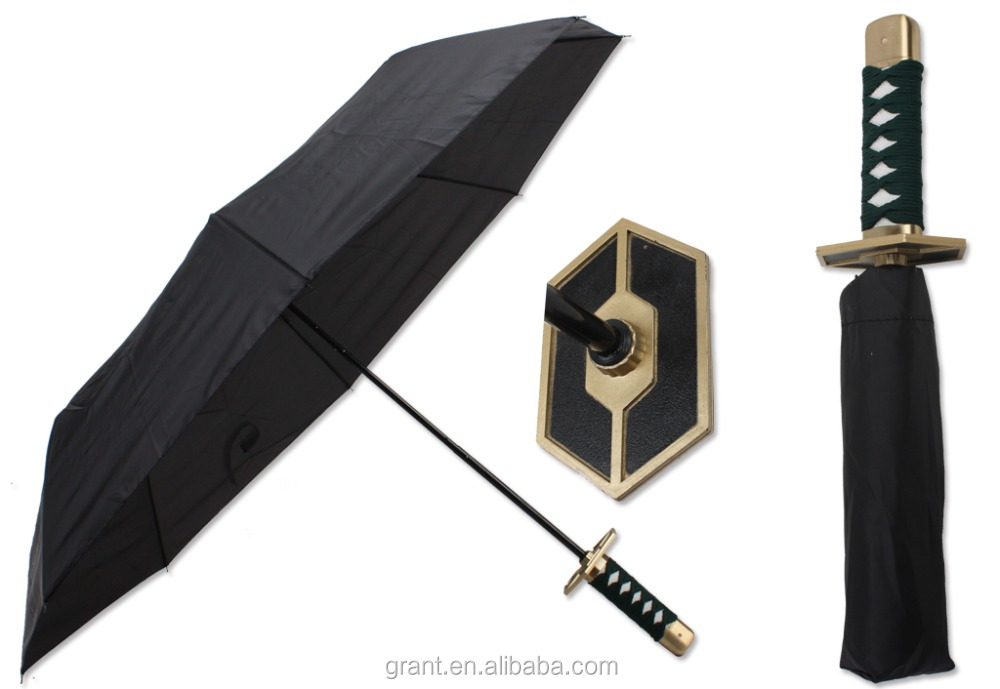 high quality windproof folding rain umbrella and automatic folding umbrella with Teflon