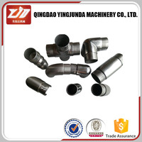 stainless steel railing fitting pipe connector inox handrail