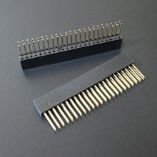 Stacking Header Set for Beagle Bone Capes 2x23 Stackable Header 0.1'' Pitch Size 8.5/0.0/10.5mm