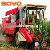 self propelled maize corn harvester for sell