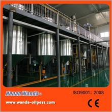 China Complete Project Plan Provider CE&ISO Certificate Palm Oil Refining Equipment CPO Refinery Plant