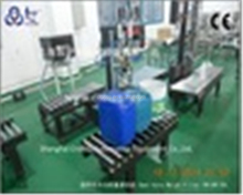 Semi-automatic flowmeter filling machine Suitable for oil lubricants and other viscous liquid quantitative filling
