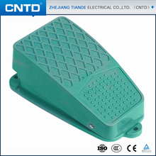 CNTD Hottest Products On The Market Electric Foot Control Aluminum Push Button Foot Switch
