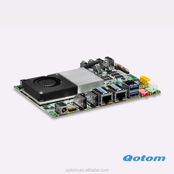 Latest celeron 3215U Dual core wintel itx motherboard Dual LAN Mini ITX 6RS232 X86 motherboard