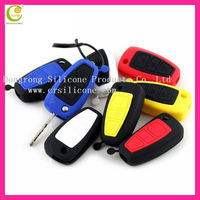 Non-toxic harmless odorless smart silicone car key cover for honda,silicone case for key remote control