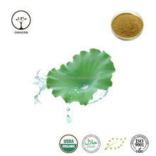 High purity organic blue lotus flower extract