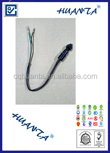 china motorcycle spare parts Rear Brake Switch CUB100/ KH100 / ZONGSHEN / YINXIANG / LIFAN /UNIVERSA