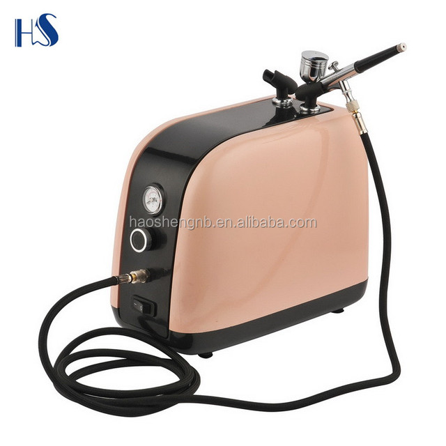 photo finish airbrush makeup compressor kit for face