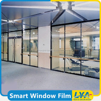 new products best price switchable pdlc smart window glass film