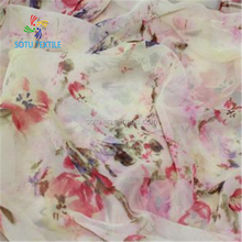 wholesale 100% polyester satin fabric printing silk