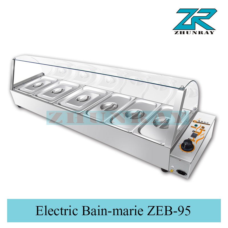 Electric Bain Marie food warmer ZEB-95