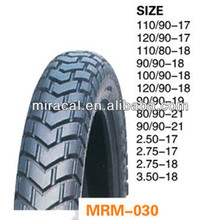Anti-slip motorcycle tyre 100/90-18 Machinery