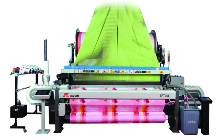 RIFA Jacquard Weaving Textile Machinery Terry Towel Rapier Loom