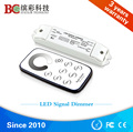 Bincolor T1+R1-PWM5V dimmer; PWM5V led signal dimmer with RF touch remote