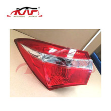 For Toyota 2014 Corolla Taillamp,out L 81561-02760 R 81551-02760 Car Tail Light