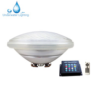 8W 18W 24W 35W IP68 RGB Wireless Control PAR56 Led Swimming Pool Lamp Underwater Light