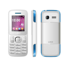China 1.8 Inch Unlocked Dual SIM GSM Mobile Phone Grey Market D201