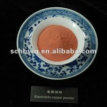 Factory direct sales high quality electrolytic copper cathode powder