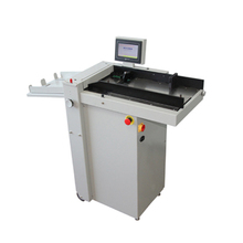 want to buy office used paper creaser creasing machine for corrugated paperboard
