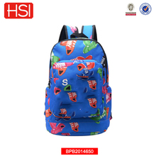 cute cartoon hot selling outdoor school bag