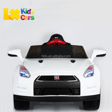 New Lisenced Nissan GTR R35 Ride on RC baby electric car