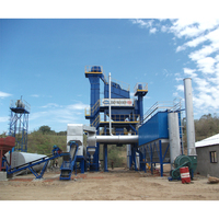 Hot sale small stationary bitumen hot mix plant price