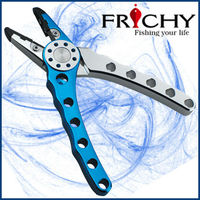 FPB08 Saltwater Aluminium Fishing Pliers Wholesale fishing tackle