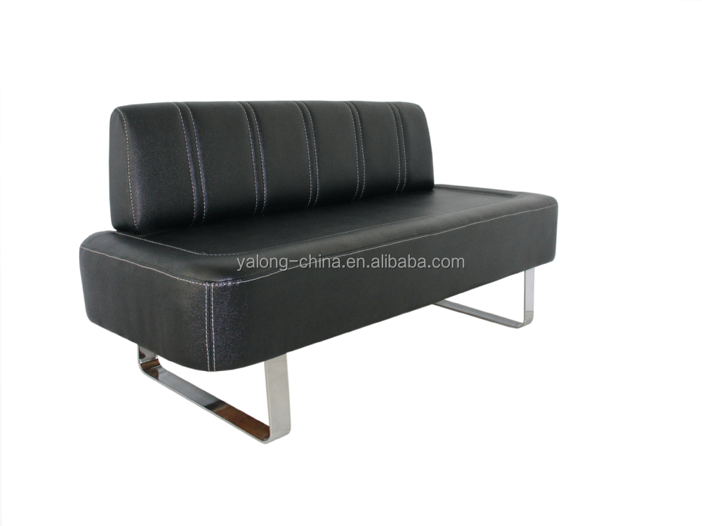 Beauty salon waiting bench w13 view waiting bench for Salon bench