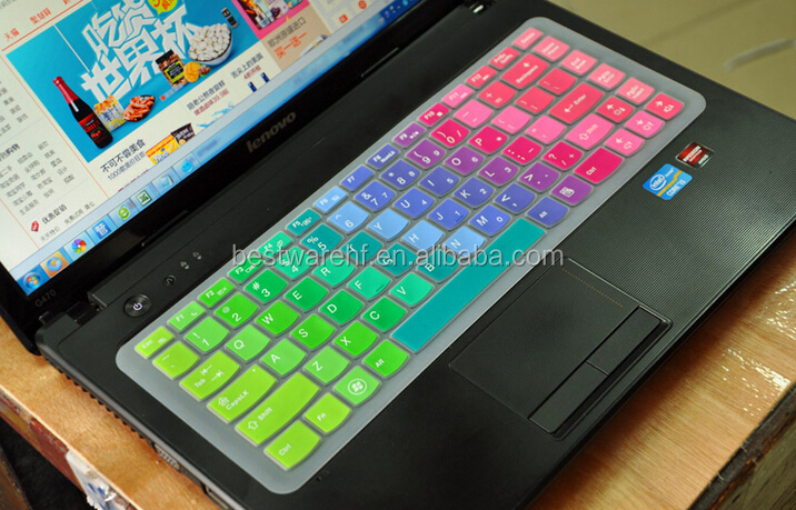 2015 new laptop keyboard protective skin soft silicone keyboard film