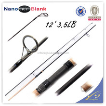 CPR058 carbon fishing rod blanks wholesale fishing rod price carbon carp rod
