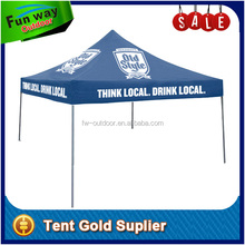 Easy up event tent CPAI-84 fireproof canopy