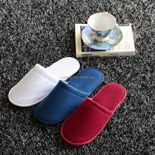 High Quality Luxury Cotton Terry Slippers for Hotel Or Spa Use