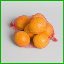 Plastic Make & Fill net bags, Suitable for food use.