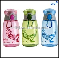tritan sports bottle/plastic drinking bottle/plastic water flask